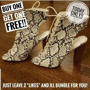 🙊 Print heels 🙊